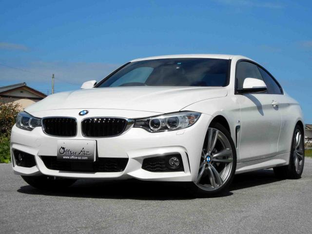 BMW 4シリーズ 420i クーペMスポーツ