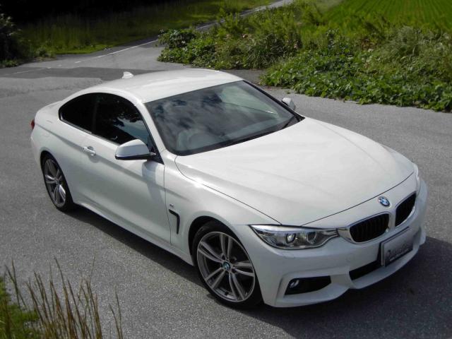 滋賀県中古車 BMW 4シリーズ 420i クーペMスポーツ