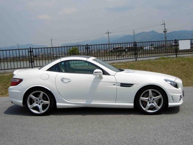 滋賀県中古車 メルセデスベンツ SLK SLK200
