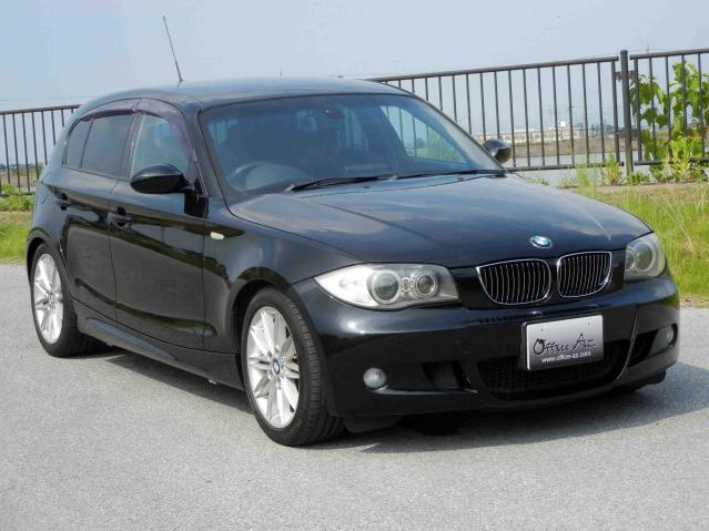 滋賀県中古車 BMW 1シリーズ 130i Mスポーツ