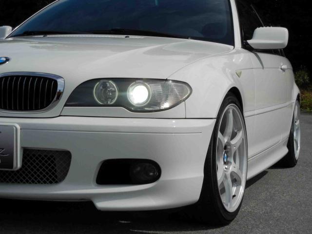 滋賀県中古車 BMW 3シリーズ クーペ 318Ci Mスポーツパッケージ