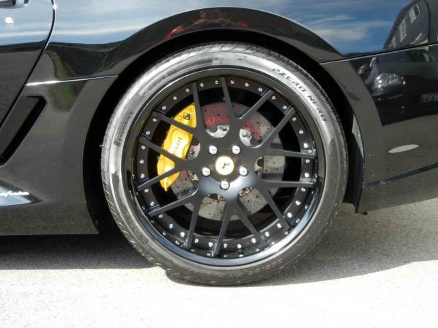 滋賀県中古車 フェラーリ 599 F1