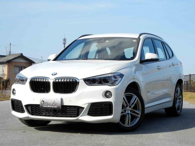 BMW X1 xDrive18d Mスポーツ