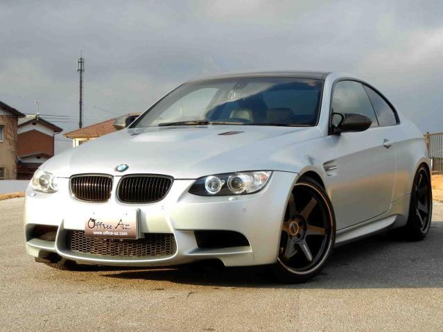 BMW M3 フローズンシルバーエディション
