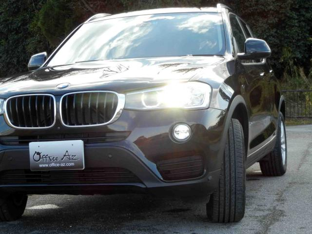 滋賀県中古車 BMW X3 xDrive20d