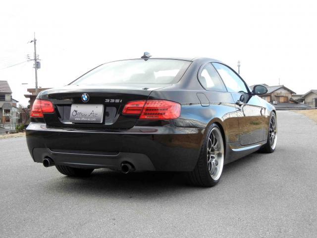 滋賀県中古車 BMW 3シリーズ クーペ 335i Mスポーツパッケージ
