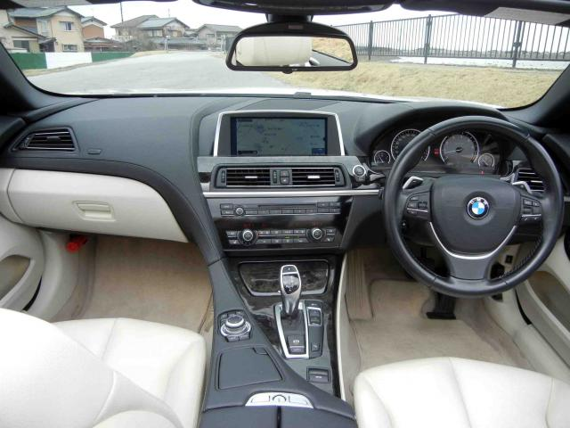 滋賀県中古車 BMW 6シリーズ 640i カブリオレ プラスパッケージ
