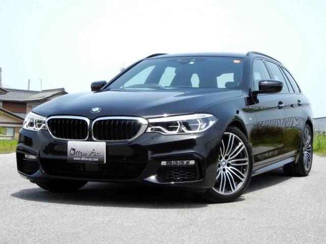 BMW 5シリーズ ツーリング 523d ツーリングMスポーツ