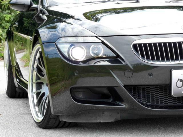 滋賀県中古車 BMW M6 M6