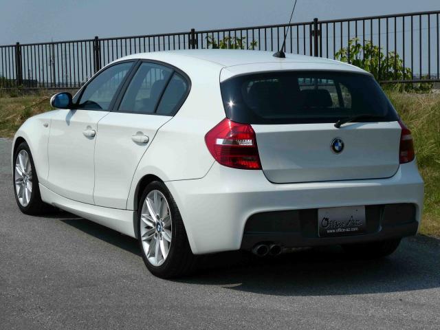 滋賀県中古車 BMW 1シリーズ 130i Mスポーツ 6MT