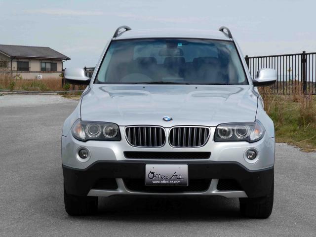滋賀県中古車 BMW X3 xDrive25i
