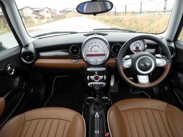滋賀県中古車 BMW MINI 50メイフィア