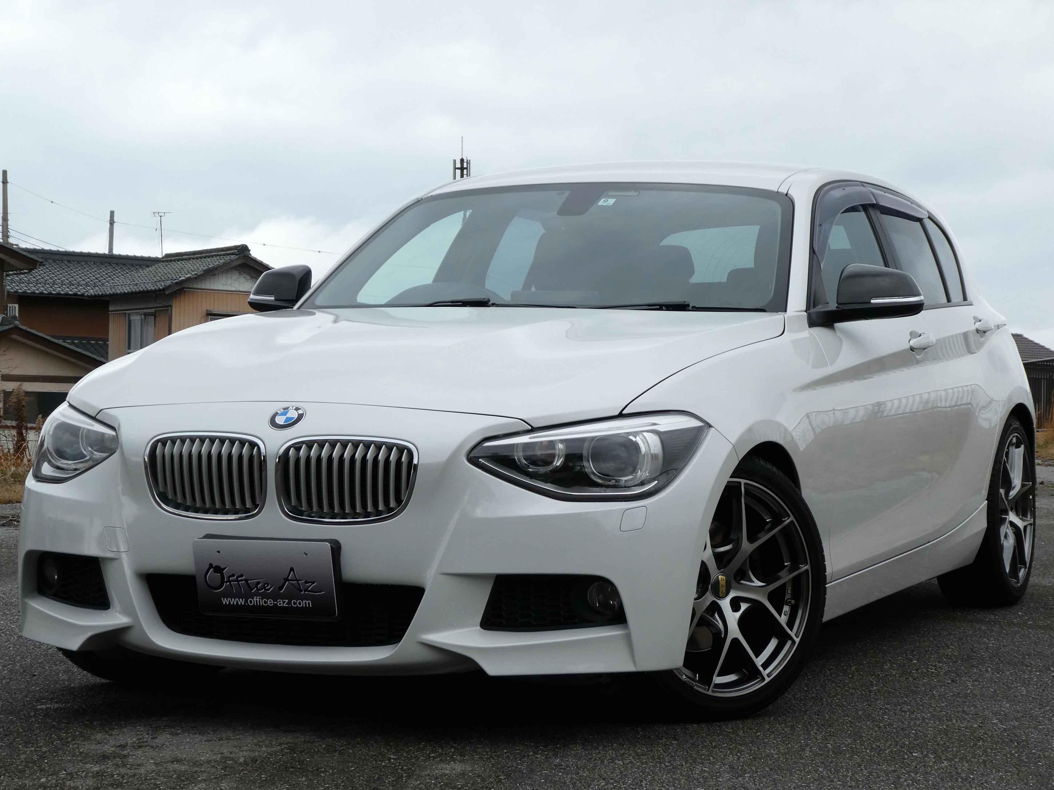 滋賀県中古車 BMW 1シリーズ 116i スタイル