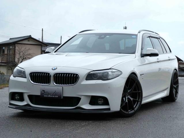 滋賀県中古車 BMW 5シリーズ ツーリング 523i Mスポーツ