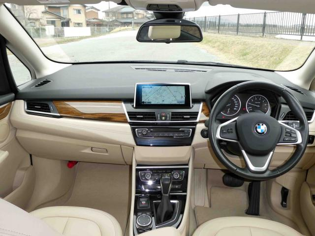 滋賀県中古車 BMW 2シリーズ 218i アクティブツアラー ラグジュアリー
