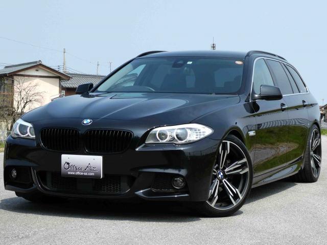 滋賀県中古車 BMW 5シリーズ ツーリング 523i ハイラインパッケージ Mスポーツエアロ