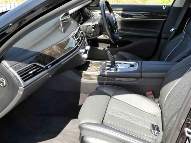 滋賀県中古車 BMW 7シリーズ 740d xDriveエクゼクティブ