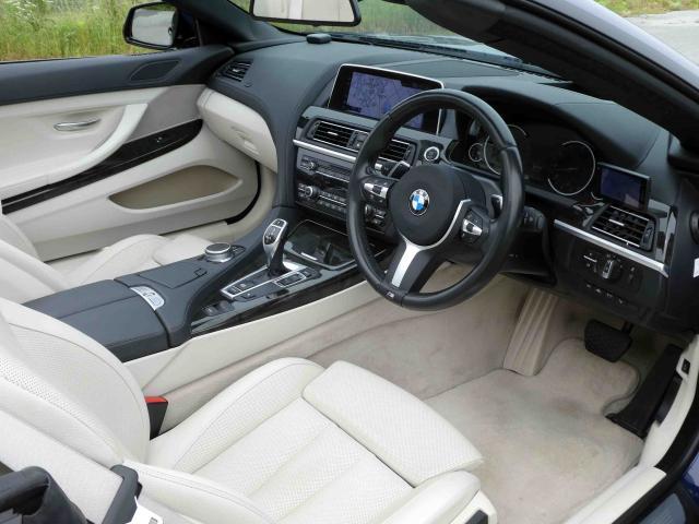 滋賀県中古車 BMW 6シリーズ カブリオレ 640i カブリオレ Mスポーツ