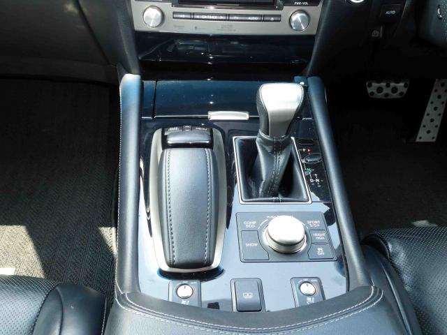 滋賀県中古車 レクサス LS LS460 Fスポーツ