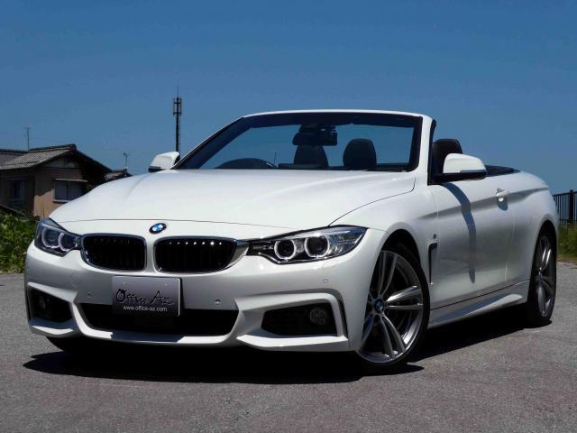 滋賀県中古車 BMW 4シリーズ 435iカブリオレ  Mスポーツ