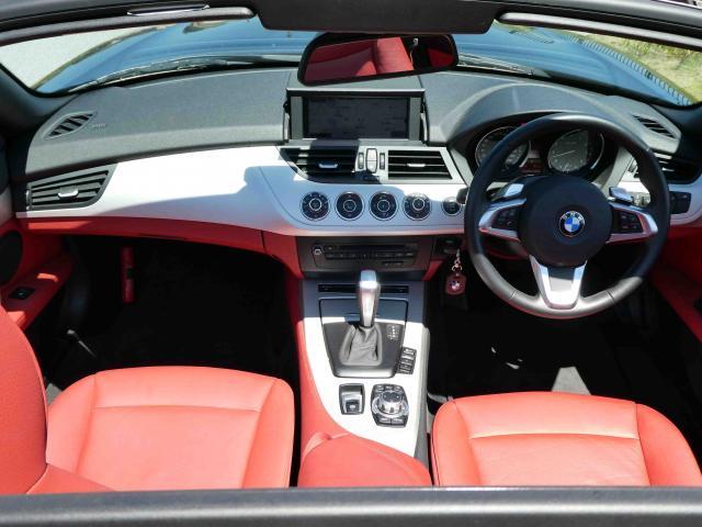 滋賀県中古車 BMW Z4 sDrive23i ハイライン