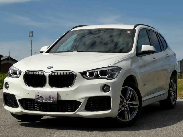 BMW X1 sDrive18i Mスポーツ