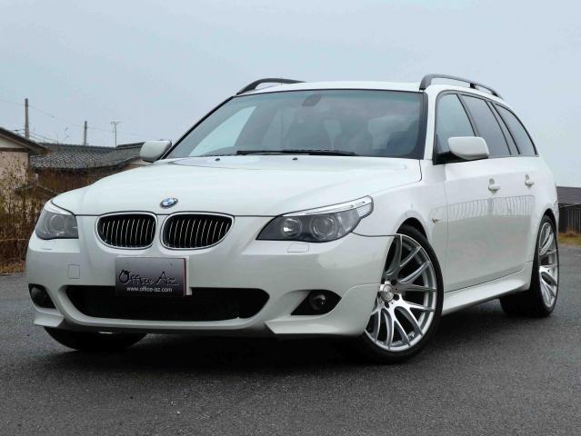 滋賀県中古車 BMW 5シリーズ ツーリング 525iツーリングMスポーツパッケージ