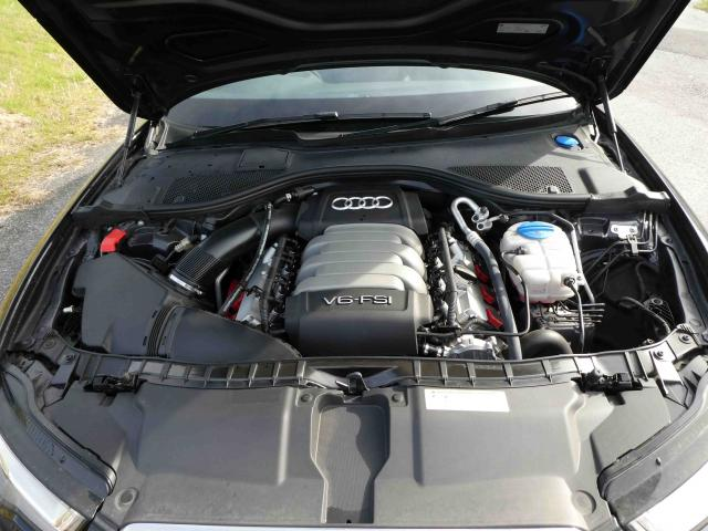 滋賀県中古車 アウディ A6 2.8FSI クワトロSラインパッケージ