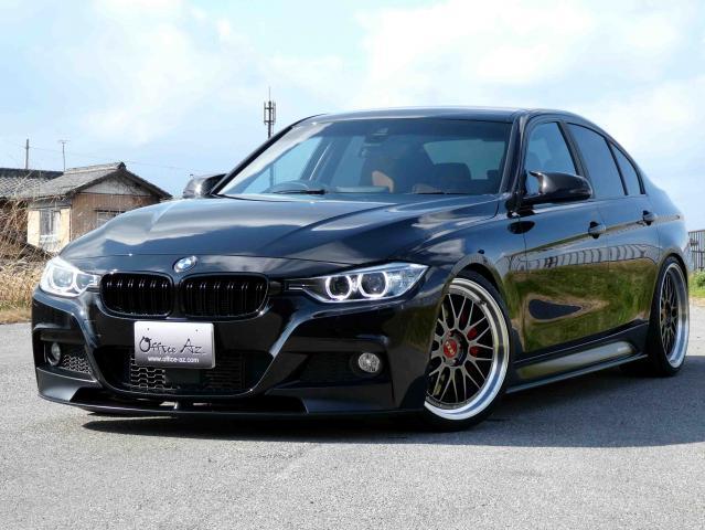 滋賀県中古車 BMW 3シリーズ 320d エクスクルーシブスポーツ
