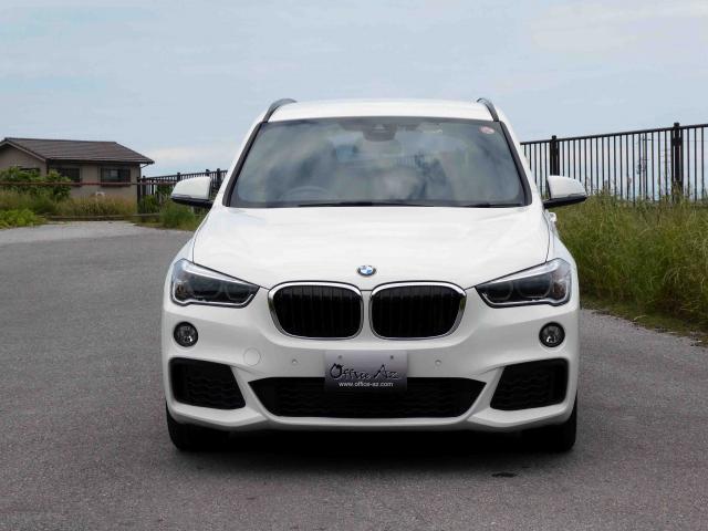 滋賀県中古車 BMW X1 xDrive18d Mスポーツ