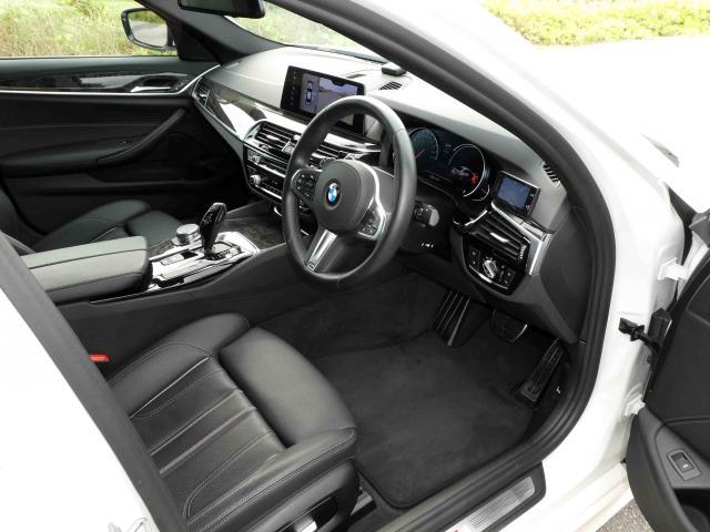 滋賀県中古車 BMW 5シリーズ 523d Mスポーツ