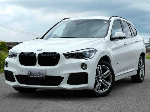 BMW X1 sDrive18i Mスポーツ