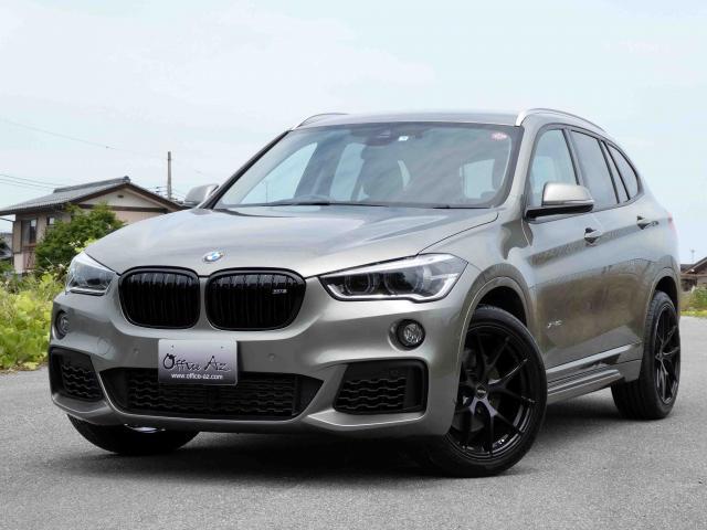BMW X1 xDrive20i Xライン Mスポーツエアロ
