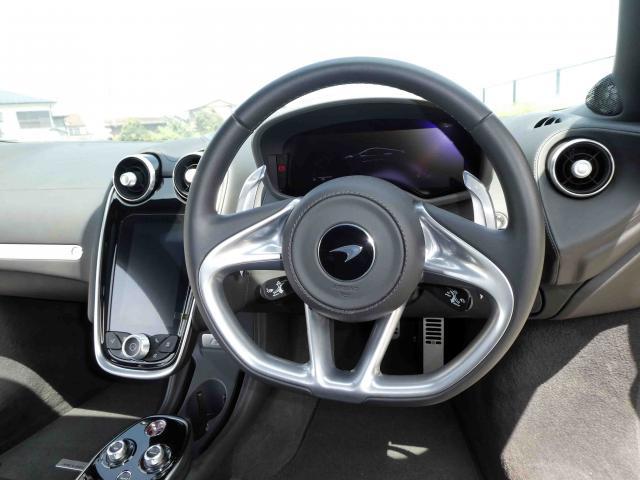 滋賀県中古車 マクラーレン マクラーレンGT GT Luxe