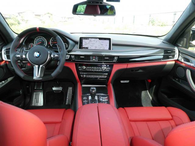 滋賀県中古車 BMW X6M X6M