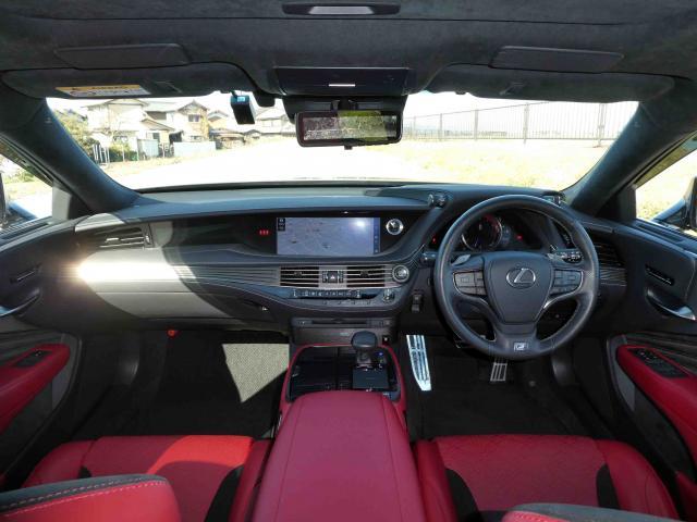 滋賀県中古車 レクサス LS LS500 Fスポーツ