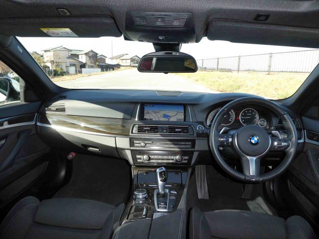 滋賀県中古車 BMW 5シリーズ 523i Mスポーツ
